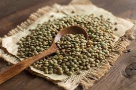 Organic French Green Lentils *CANADIAN
