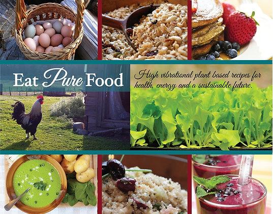 Eat Pure Food Cookbook