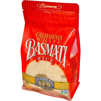 Organic White Basmati Rice *US