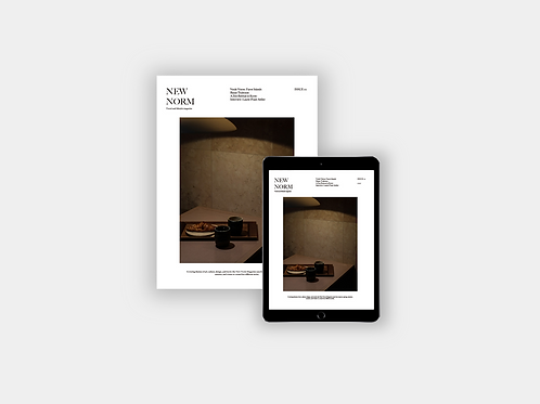New Norm Magazine Issue 02 (Digital Edition)