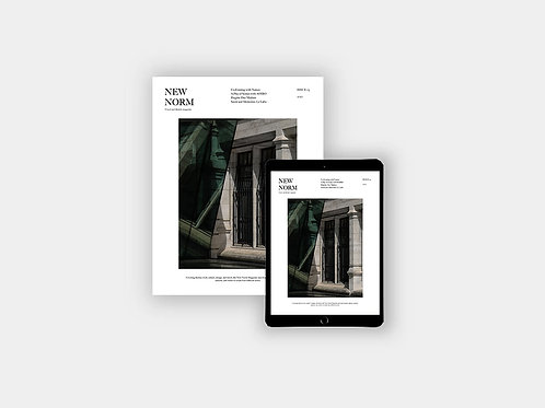New Norm Magazine Issue 03 (Digital Edition)