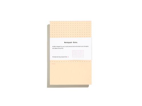 Mini Notepad-Dots