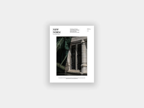 New Norm Magazine Issue 03 (Print Edition)