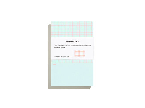 Mini Notepad-Grids