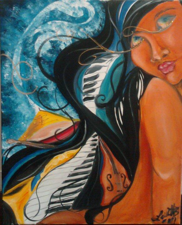 Rhythm in Blue II