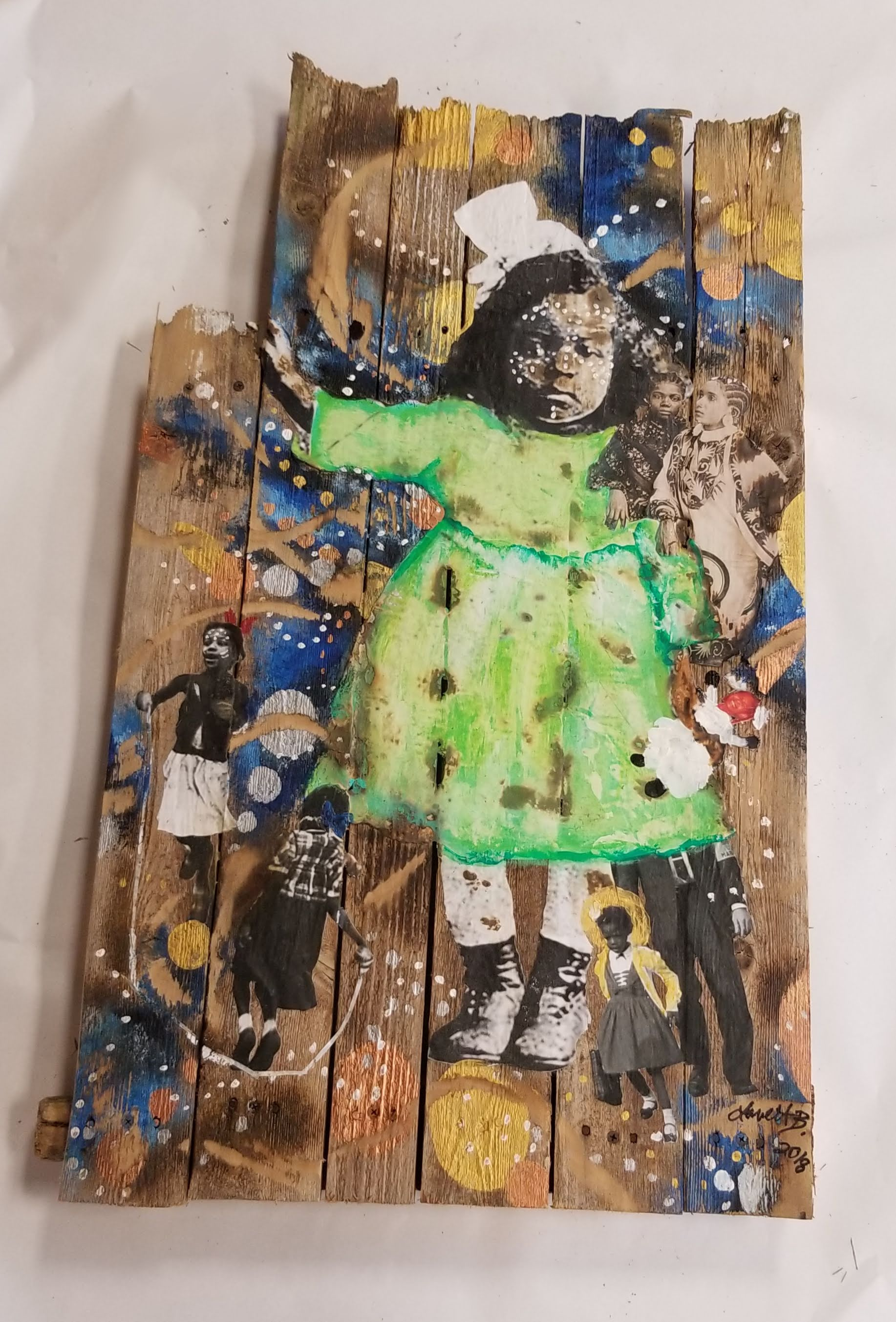 Brown Baby Starchild- 2018