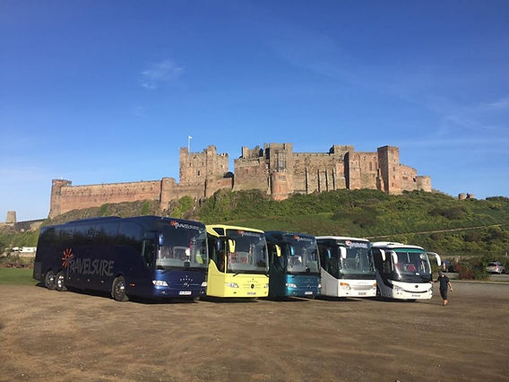 Bus Coach Taxi Northumberland