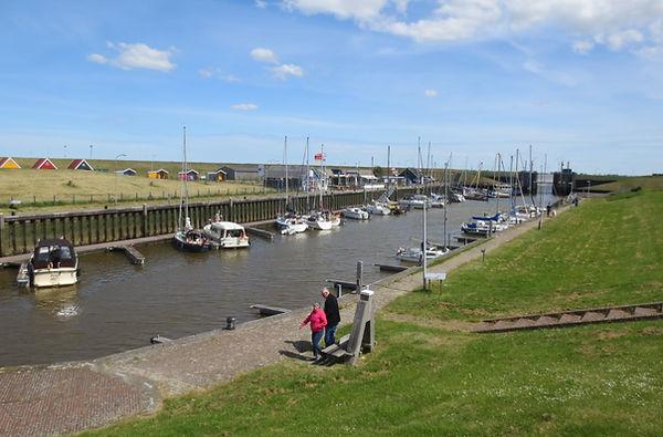 Harbour at Termijnterzijl