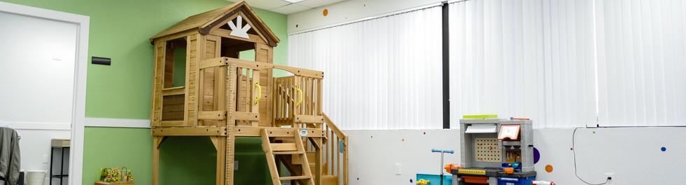Broward Center Playroom