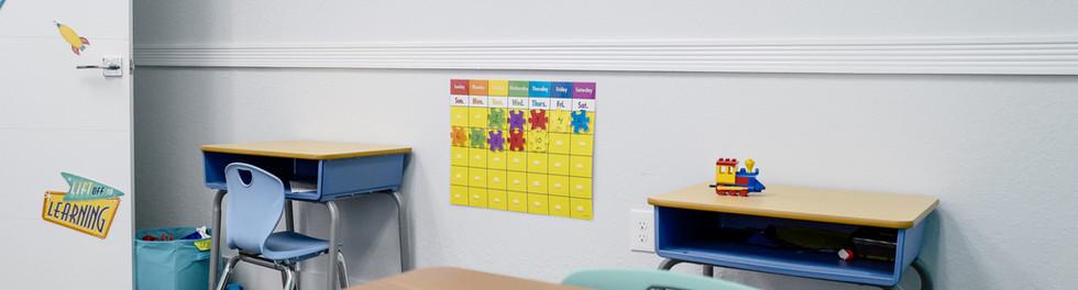 Broward Center Classroom