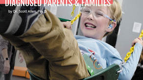 A LETTER TO NEWLY DIAGNOSED PARENTS & FAMILIES