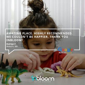 InBloom Massachusetts Client Review