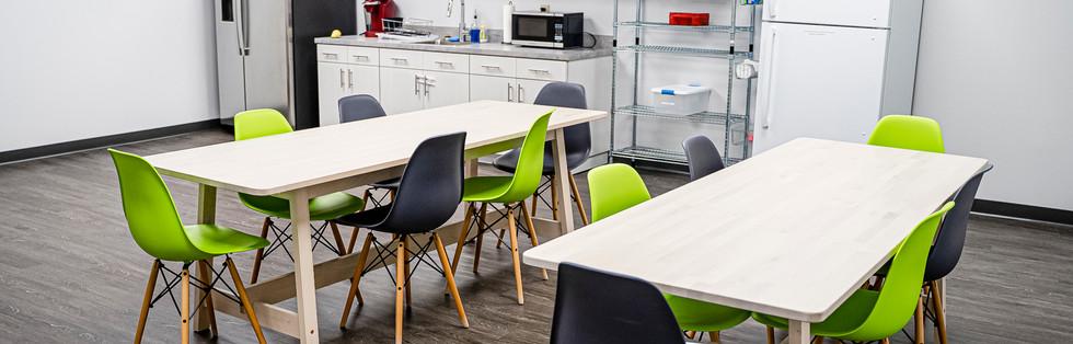 Semoran Learning Center - Kitchen Area