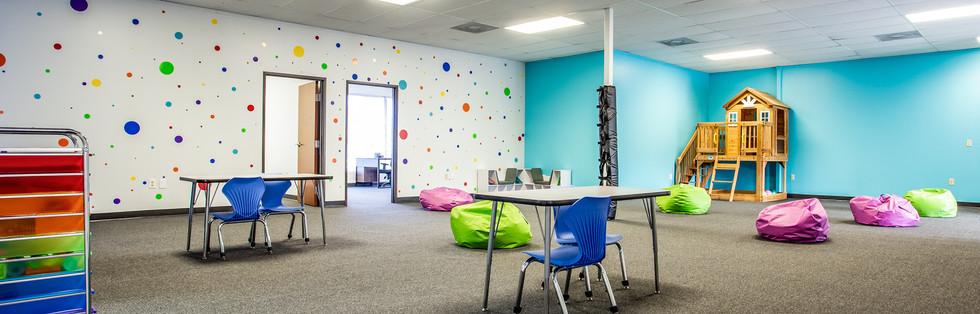 Austin Center Interior