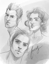 Study Faces
