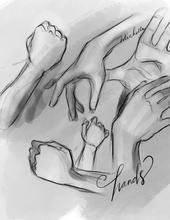 Study hands