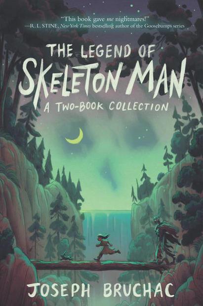 Skeleton Man repackage