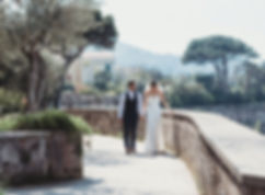 Wedding in Sorrento by UK photographer