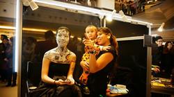 Hohkeyal Face Paint Hong Kong