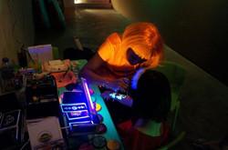 Glowpaint Parties HK