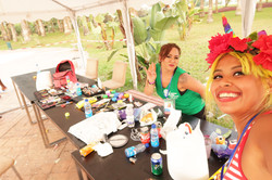 face painting event