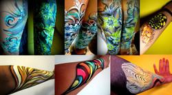 Hong Kong Arm paint