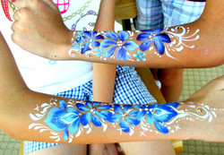 Arm Painting Body Painting
