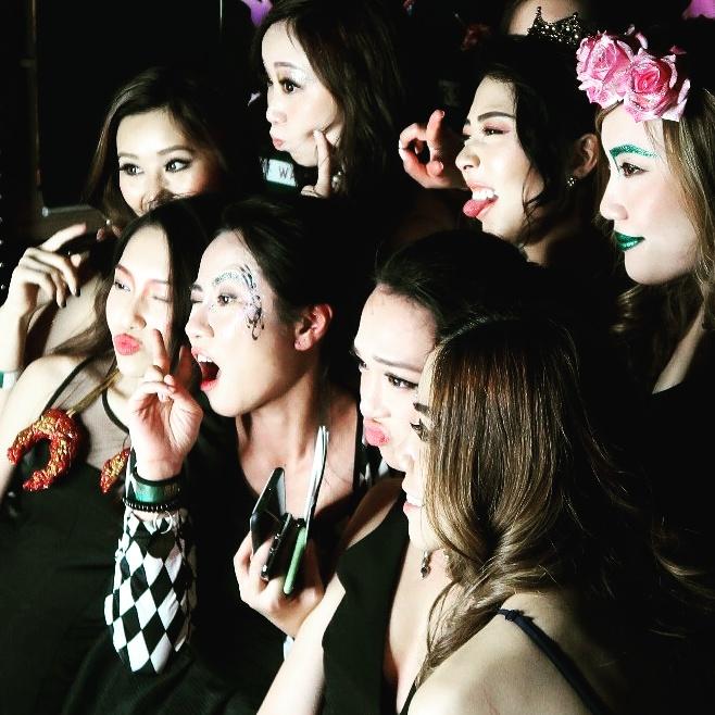 hongkong makeup