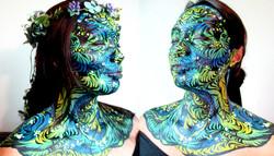 Hong Kong Face Painter