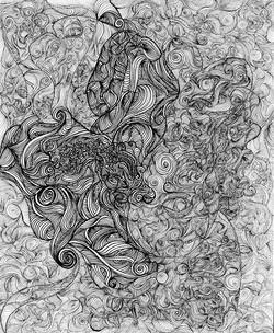 hong kong illusion drawing