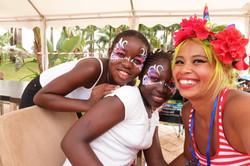 Equatorial Guinea Body Painting Fest