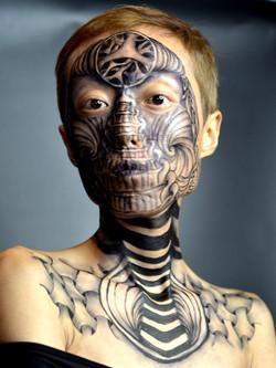 Body painting hong kong