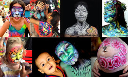 hk face painting
