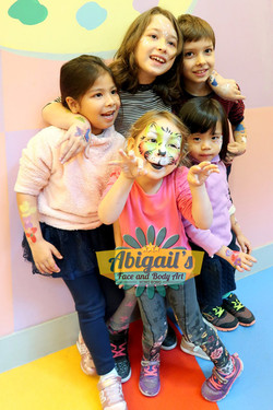 Face Painting Workshops