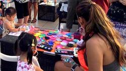 Hong Kong Kids Face Painting