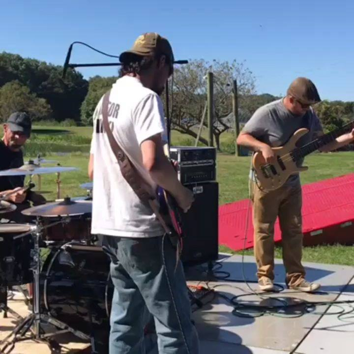 Good times playing the Colts Neck Rockfest today! I love playing this song for obvious reasons.. Also why I love my band The Inversion Circus.. We can be the musical nutcases we really are and people seem to like us for it! @spectraflex @drstrings @f