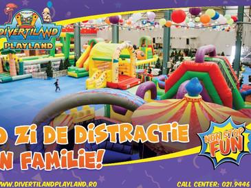 Nicio Zi Fara Joaca La Divertiland Playland