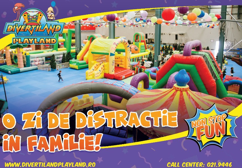 divertiland playland