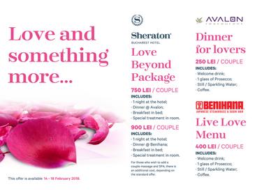 Love Beyond @ Sheraton Bucharest Hotel