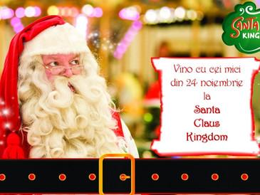 Santa Claus Kingdom la Divertiland Playland