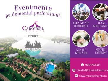 Carousel Events stie totul despre evenimentele reusite
