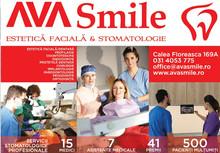 Ava Smile - zambetul mereu la moda