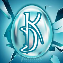 Logo pour la chaîne gaming de Kadem