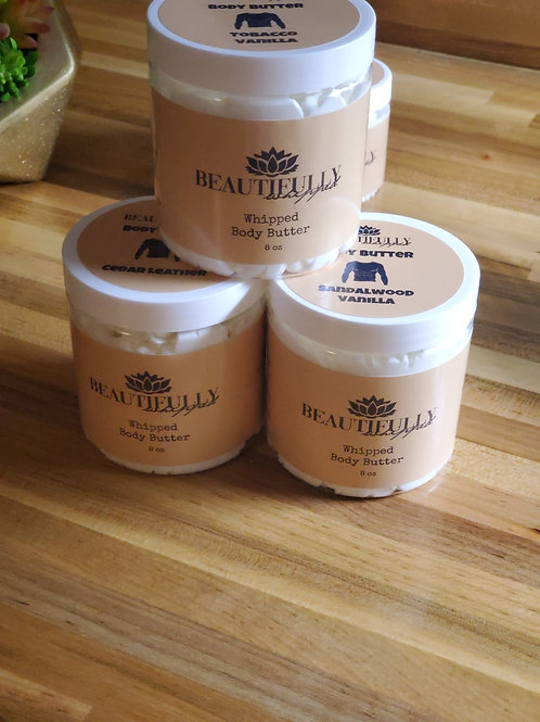 CLEARANCE!!!! 8OZ BODY BUTTER