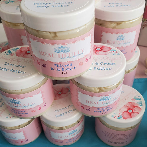 CLEARANCE 4oz Body Butter