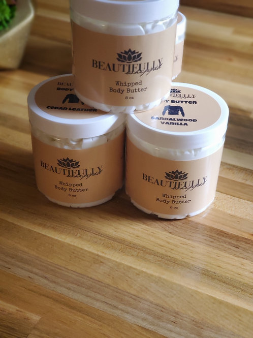 8oz Body Butter
