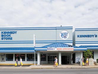 Kennedy Bookstore Closing