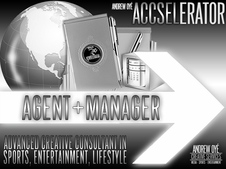 AGENT + MANAGER