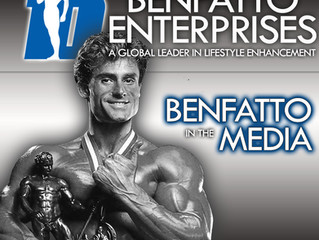Looking Back With A Legend: IFBB Pro Francis Benfatto Reminisces on His Mr. Olympia Competitions, Jo
