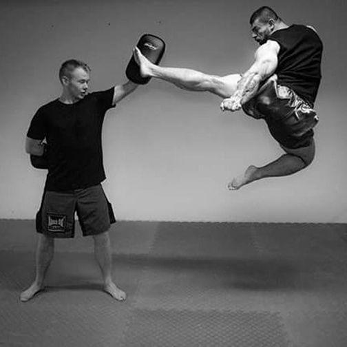 Mehdi Athlete Kickboxer Boxer Bodybuilder Andrew Oye